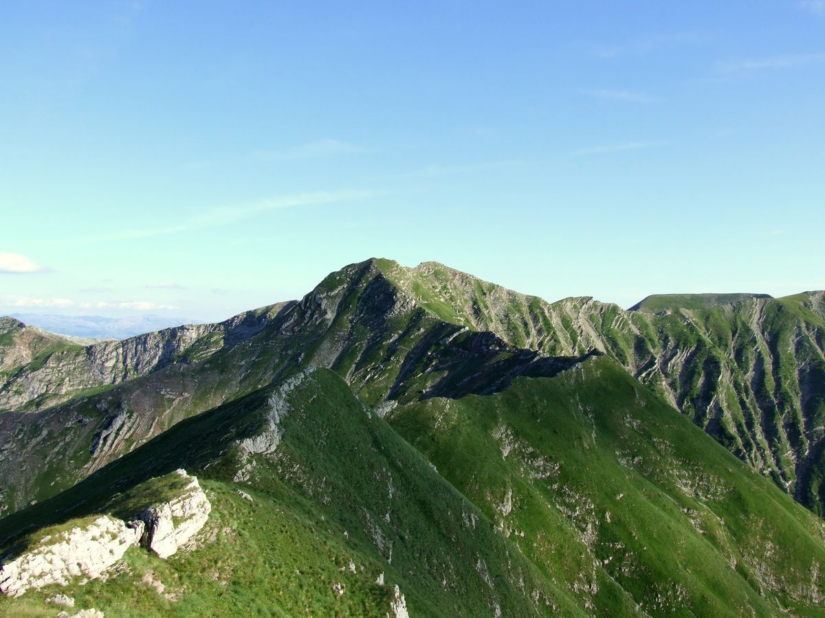 RIDGES OF VISOČICA